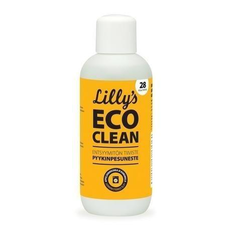 Lillys Eco Clean Pyykinpesuaine -Appelsiininkukka