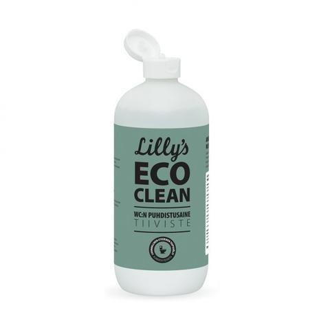 Lillys Eco Clean Wc:N Puhdistusaine