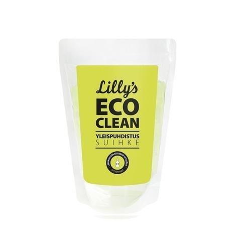 Lillys Eco Clean Yleispuhdistusaine Täyttöpakkaus