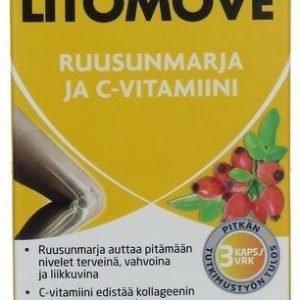 Litomove Ruusunmarja Ja C-Vitamiini