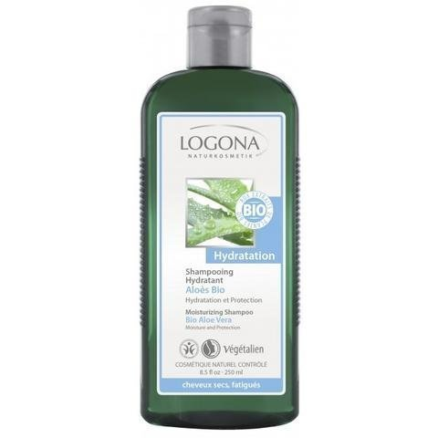 Logona Bio Aloe Vera Moisturizing Shampoo
