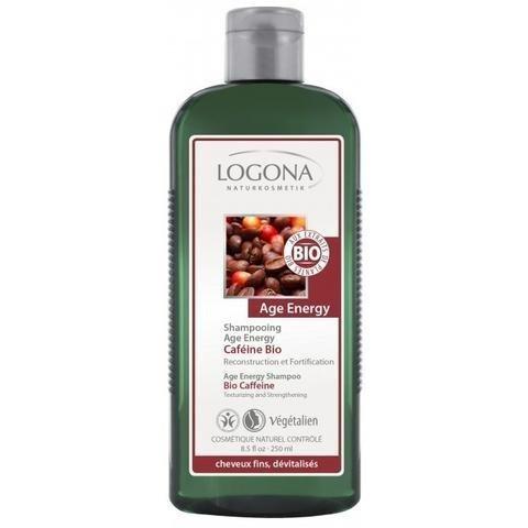 Logona Bio Caffeine Age Energy Shampoo