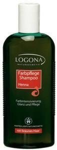 Logona Color Care Shampoo Henna Red