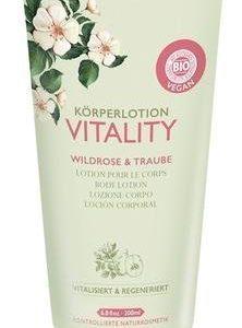 Logona Vitality Vartaloemulsio Ruusu & Viinirypäle