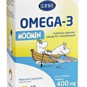 Lysi Omega-3 Family