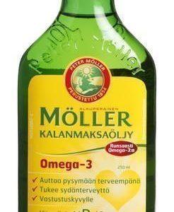 Möller Möller Kalanmaksaöljy