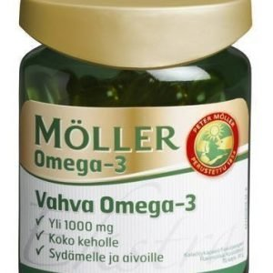 Möller Möller Vahva Omega-3