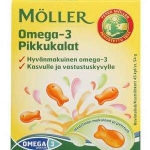 Möller Omega-3 Pikkukalat