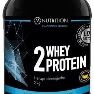 M-Nutrition 2WheyProtein