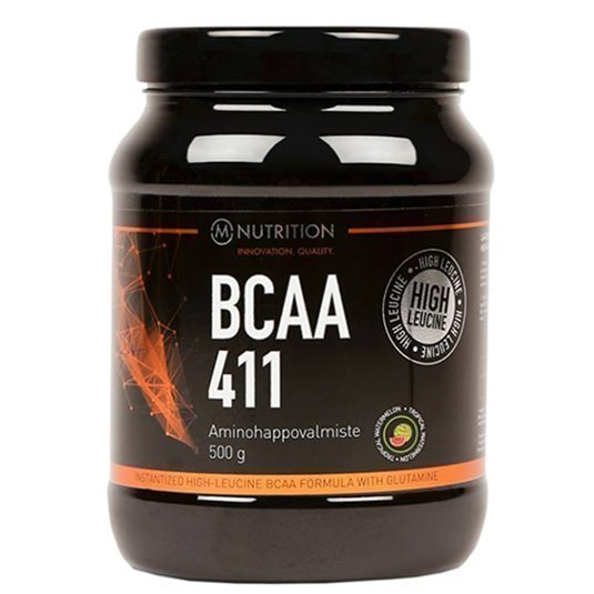 M-Nutrition BCAA 411