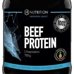M-Nutrition Beef Protein