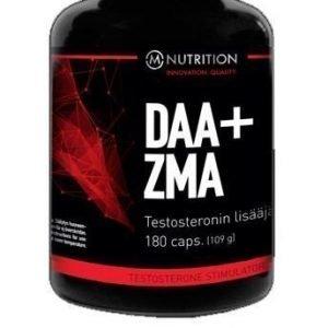 M-Nutrition DAA+ZMA Vol 2