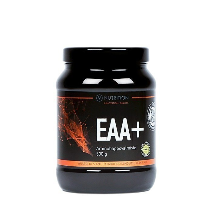 M-Nutrition EAA+ 500 g Fruit punch