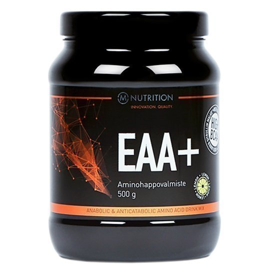 M-Nutrition EAA+ Aminohappovalmiste 500g