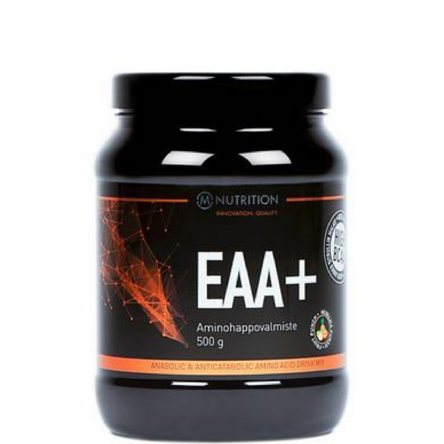 M-Nutrition Eaa+ 500 G Tuubi Hedelmä Punch