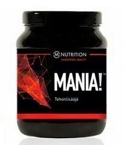 M-Nutrition MANIA!