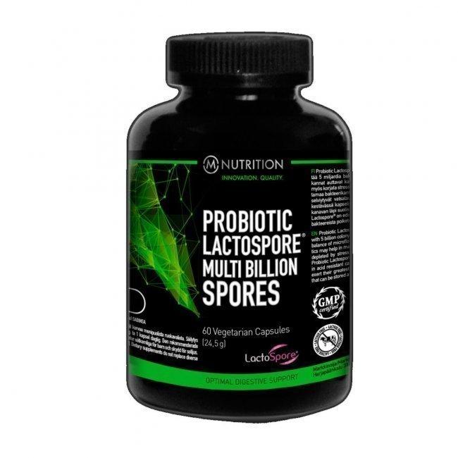 M-Nutrition Probiotic Lactospore