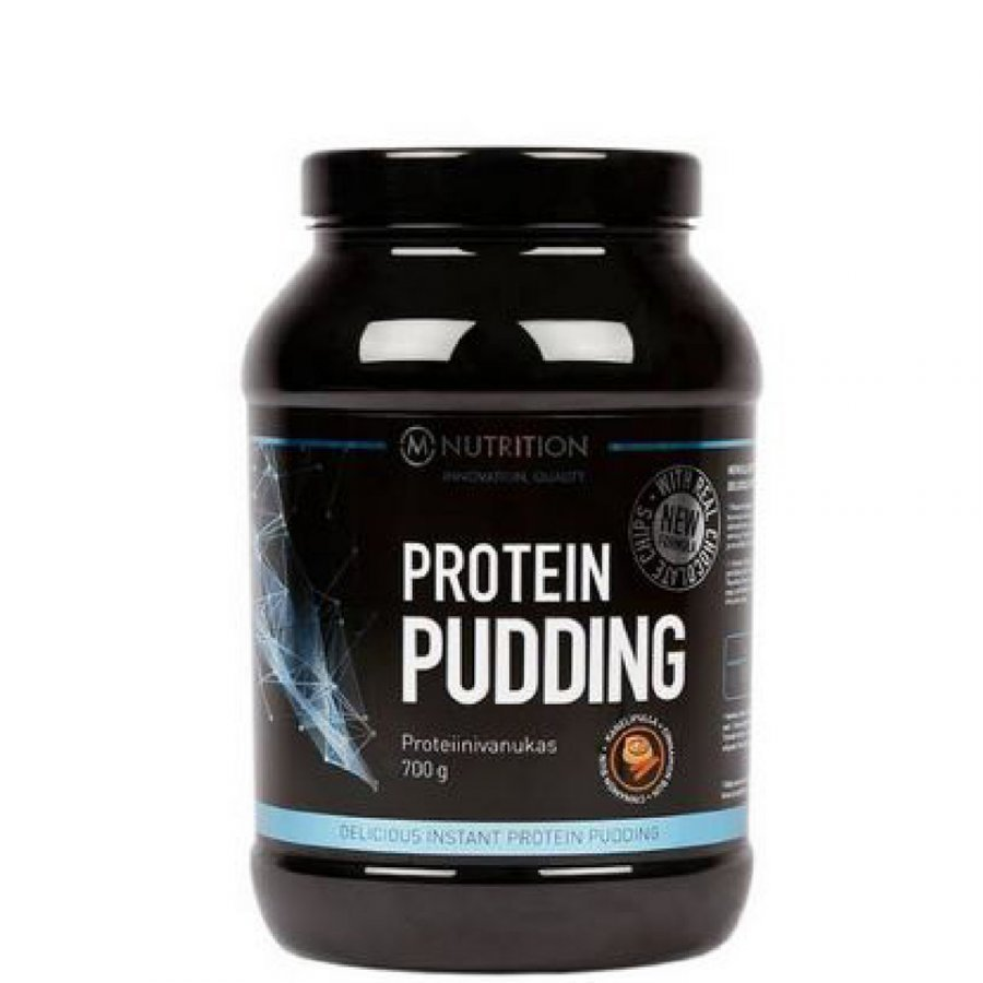M-Nutrition Protein Puddin G 700 G Tuubi Raspberry