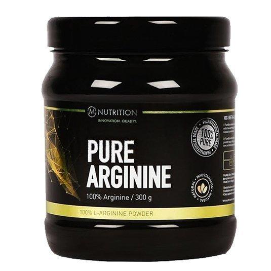 M-Nutrition Pure Arginine Arginiinijauhe 300g