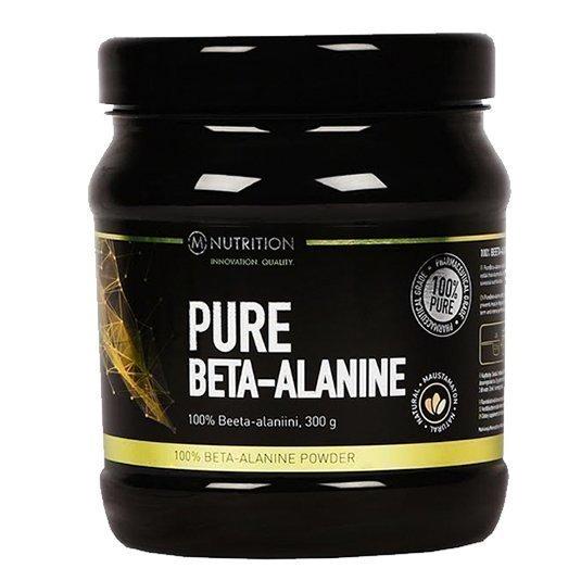 M-Nutrition Pure Beta-Alanine Beeta-Alaniinijauhe 300g
