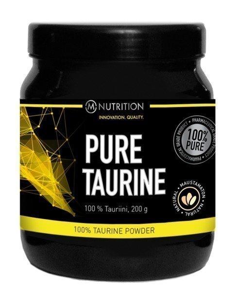 M-Nutrition Pure Taurine Tauriinijauhe 200g