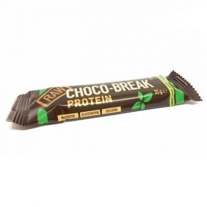 M-Nutrition Raw Choko-Break Vege Protein