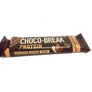 M-Nutrition Raw Choko-Break Whey Protein