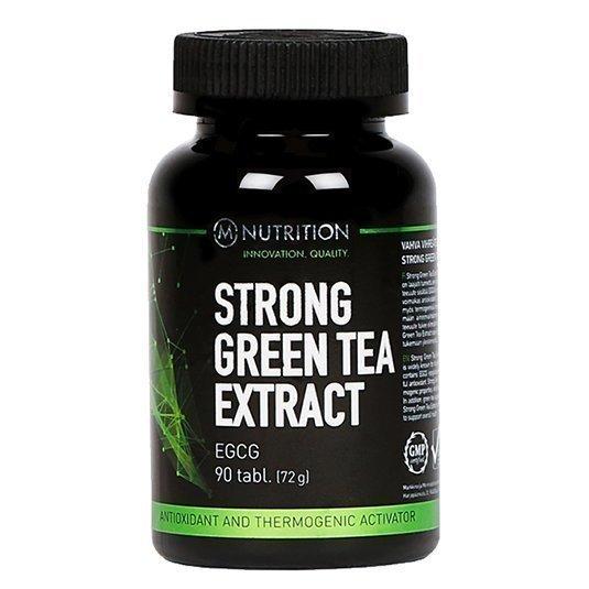 M-Nutrition Strong Green Tea Extract EGCG vahva vihreäteeuute 90 tabl.