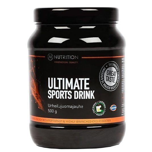 M-Nutrition Ultimate Sports Drink Urheilujuomajauhe Caipirinha