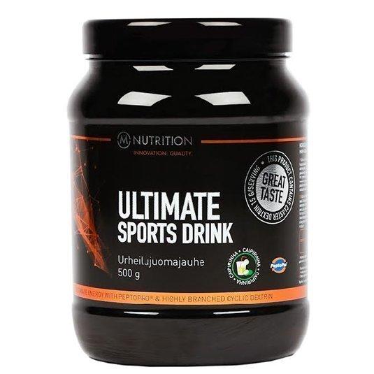 M-Nutrition Ultimate Sports Drink Urheilujuomajauhe Caipirinha