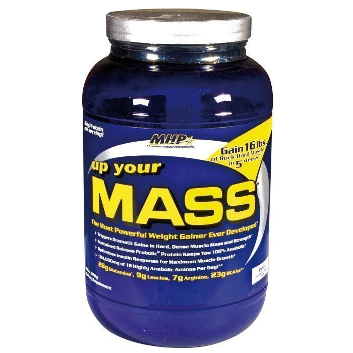 MHP Up Your Mass 2270 g Chocolate Fudge Brownie