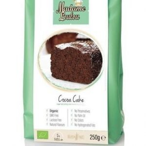 Madame Loulou Gluteeniton Luomu Kakkujauho Suklaa
