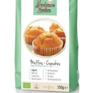 Madame Loulou Gluteeniton Luomu Muffinssijauho