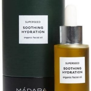 Madara Superseed Kasvoöljy Soothing Hydration