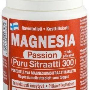 Magnesia Passion Puru Sitraatti