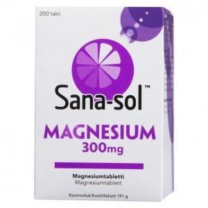 Magnesium 200kpl