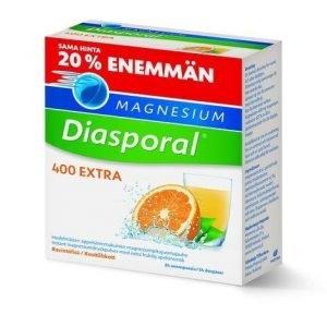 Magnesium Diasporal Extra 400 Mg Kampanjapakkaus