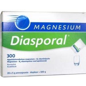 Magnesium Diasporal Jauhe 300 Mg
