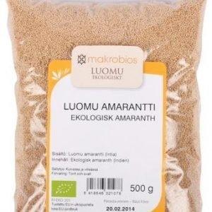 Makrobios Luomu Amarantti