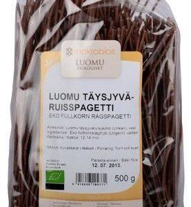 Makrobios Luomu Ruisspagetti