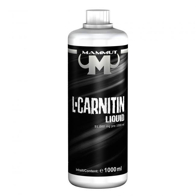 Mammut L-Carnitin Liquid