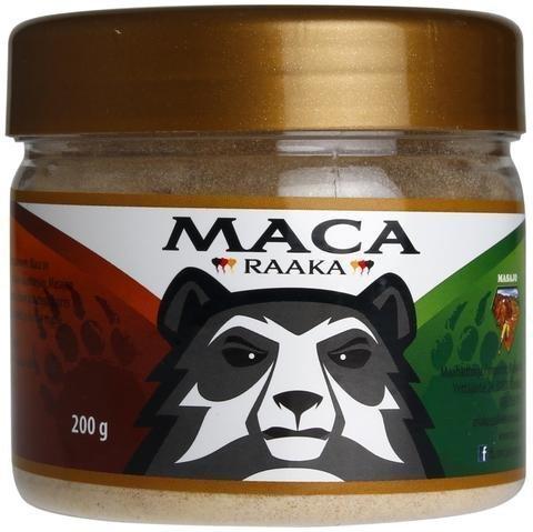 Masajo Maca-Jauhe
