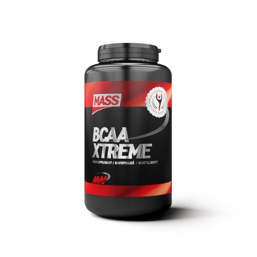 Mass Bcaa Xtreme 100tablets Purkkia Maustamaton
