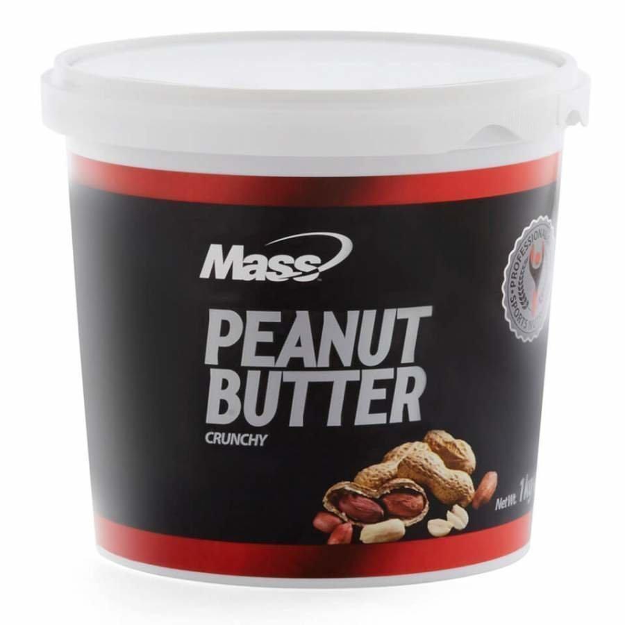 Mass Peanut Butter 1 Kg Tuubi Crunchy