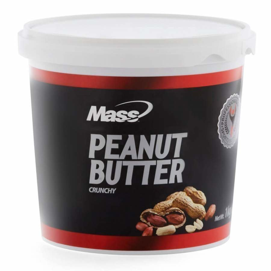 Mass Peanut Butter 1 Kg Tuubi Smooth
