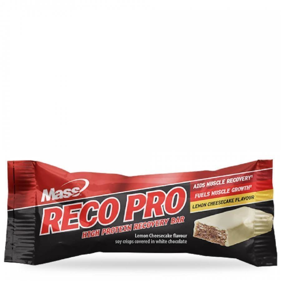 Mass Recopro Bar 1patukka Paketti Sitruuna Juustokakku