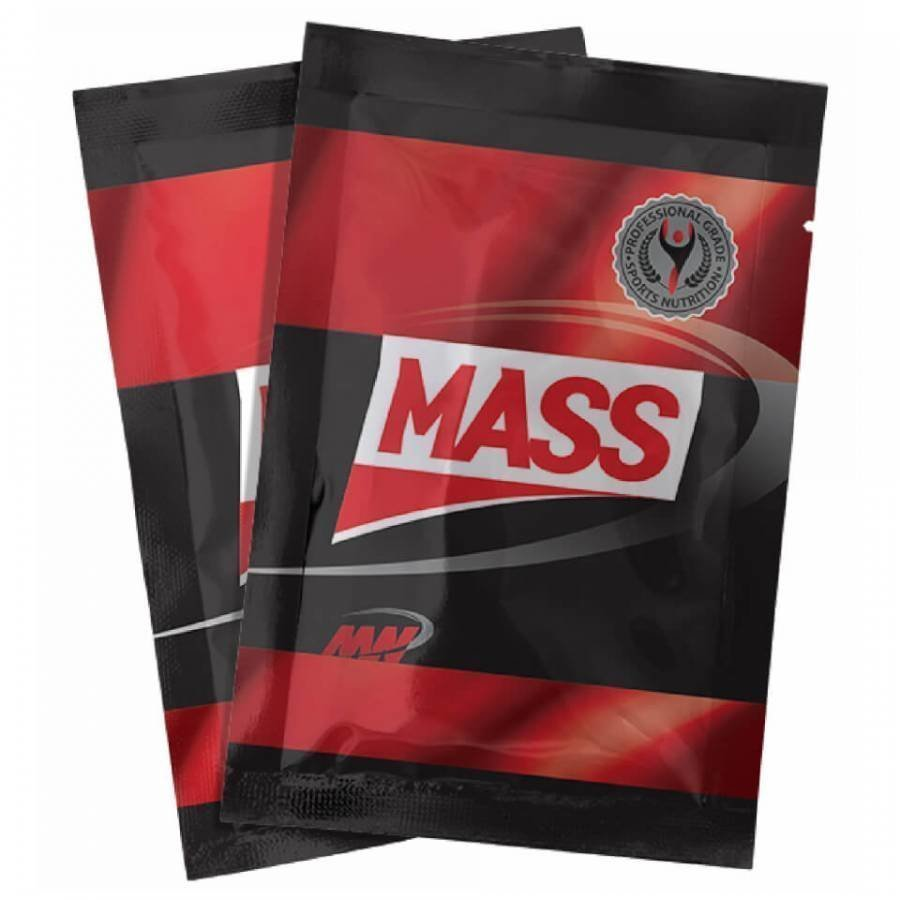Mass Whey Sample 28 G Annospussit Mansikka