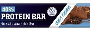Maxim 40 % Protein Bar Crispy Brownie