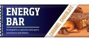 Maxim Energy Bar Caramel Choco