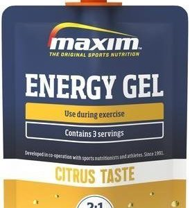 Maxim Energy Gel Citrus Taste